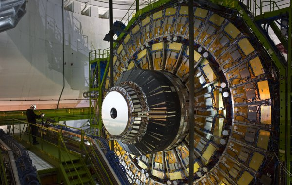 LHC - CMS Detector